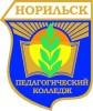 Логотип НОРИЛЬСКИЙ ПЕДАГОГИЧЕСКИЙ КОЛЛЕДЖ, г. Норильск
